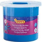 Pintura de dedos JOVI lavable azul 125 ml