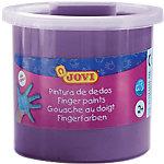 Pintura de dedos JOVI lavable violeta 125 ml