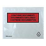 Bolsa porta documentos Office Depot DL 110 (a) x 220 (h) mm 250 bolsas