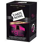 Cápsulas CARTE NOIRE N°9 Intense 10 unidades