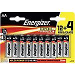 Pila alcalina Energizer AA paquete 16