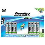 Pila alcalina Energizer Eco paquete 8