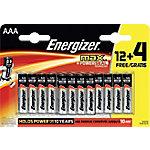 Pila Energizer Alkaline Max paquete 16