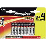 Pila alcalina Energizer AAA paquete 12