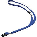 Cinta para identificadores Durable 8119 azul tejido 10mm (a) x 44cm (l) 10unidades