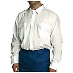 Camisa manga larga poliéster talla xxl Azul