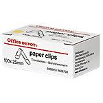 Clips labiados Office Depot 25 mm 100unidades