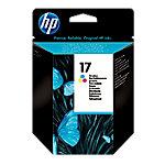 Cartucho de tinta HP original 17 3 colores c6625a