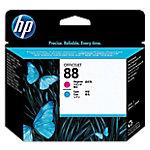 Cabezal de impresión HP original 88