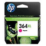 Cartucho de tinta HP original 364xl magenta cb324ee