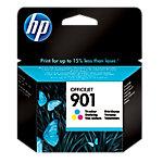 Cartucho de tinta HP original 901 3 colores cc656ae