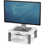 Soporte para monitor Fellowes Plus grafito 33 (a) x 33,2 (p) x 16,4 (h) cm