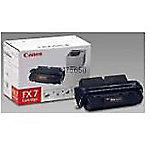 Tóner Canon original fx 7 negro