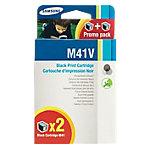 Cartucho de tinta Samsung original m41v negro paquete 2