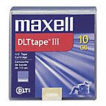 Cartucho de datos Maxell DLTtape III N