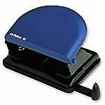 Perforadora Petrus 52 azul 20 hojas 2 taladros
