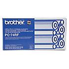 Cinta de transferencia térmica Brother paquete de 4