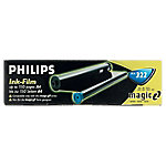 Cinta para fax Philips original Magic PFA322 150 Hojas negro