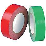 Cinta de embalaje PVC verde 12mm (a) x 66m (l)