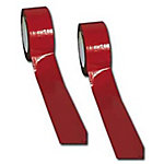 Cinta de embalaje PVC rojo 33 micras 50 (a) mm