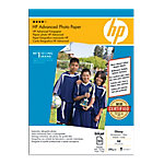 Papel fotográfico premium HP Advanced A4 satinado 250 g