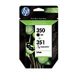 Cartucho de tinta HP original 350