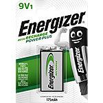 Pila recargable Energizer HR22 9V