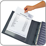 Pochettes adhésives 3L 10090 A4 Transparent   10