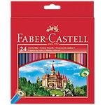 Crayons de couleur Faber Castell 111224   24