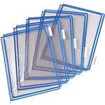 Pochettes à pivot pour pupitre incliné Tarifold T Display Bleu   10