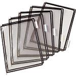 Pochettes format A4 à pivot pour pupitre incliné Tarifold Noir   10