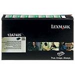 Cartouche De Toner D'origine Lexmark 12A7405 Noir