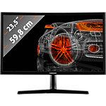 Écran incurvé LED Full HD Samsung C24F396FHU 61 cm (24