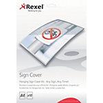 Pochettes à suspendre Rexel A4 35 (H) x 26 (l) cm Transparent   10