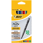 Marqueur permanent BIC Marking Pocket 1445 Ogive Assortiment   4