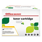 Cartouche laser Office Depot Compatible HP C9720A Noir 9000 pages
