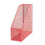 Porte revues Foray Mesh Rouge
