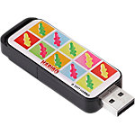 Clé USB KeyOuest Haribo CROCO 16 Go Assortiment