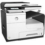 Imprimante multifonction HP PageWide Pro 477dw Couleur Jet d'encre