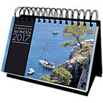 Agenda 2017 Yvon La France en 365 photos 1 Jour par page   Assortiment