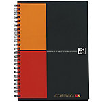 Cahier Addressbook OXFORD International A5 144 Pages 90 g