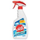 Nettoyant sanitaires, produit Javel