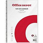 Cahier Office Depot A4+ 160 70 g