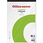 Bloc notes Office Depot A4+ Recycled 70 g