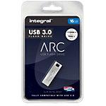 Clé USB Integral ARC 16 Go Argenté
