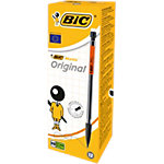Porte mines jetables BIC Matic 0,7 mm Noir   12