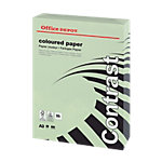 Ramette de papier couleur vert pastel de 500 feuilles   Office Depot   A3   80g
