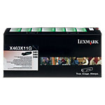 Cartouche De Toner D'origine Lexmark X463X11G Noir