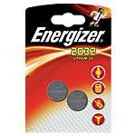 Pile Energizer Bouton CR2032 3 V   2