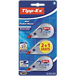 Ruban correcteur Tipp Ex Mini Pocket Mouse 5,0mm (l) x 5m (L)   Mini Pocket Mouse